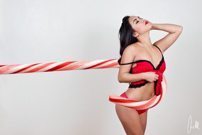 Ashlee's Sexy Christmas Treat!